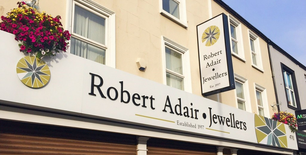 Welcome to the Robert Adair Jewellers Website
