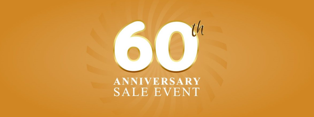 Robert Adair Jeweller - 60th anniversary celebrations